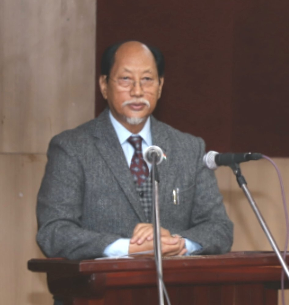 Nagaland CM clarifies on state's increased deficit